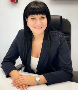 Фардзинова Зарина Арсеновна