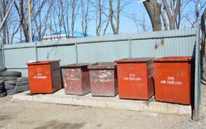 Депутаты оказали содействие в решении спорного вопроса размещения мусорной площадки
