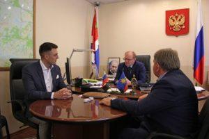 Артем и муниципальный округ Санкт-Петербурга будут дружить и сотрудничать