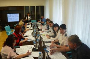 Заседание постоянной комиссии Думы АГО по экономической политике и муниципальной собственности
