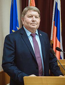 Председатель Думы Артемовского городского округа Бадель Анатолий Викторович