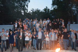 Депутаты Думы присоединились к Всероссийской акции «Свеча памяти»