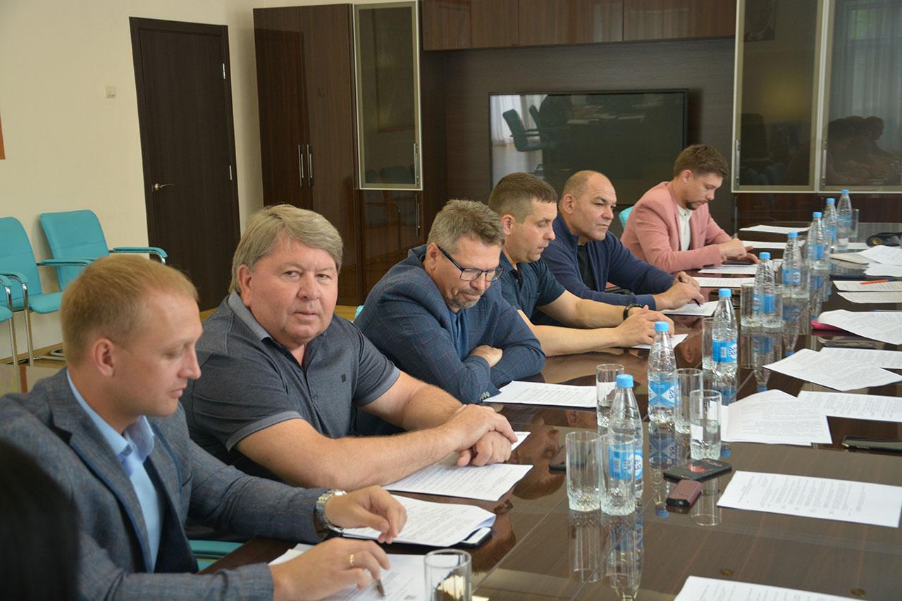 Очередное заседание фракции «ЕДИНАЯ РОССИЯ»