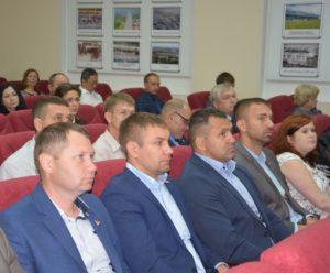 Очередное заседание Думы Артемовского городского округа