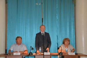 Депутаты приняли участие в заключительной встрече главы округа с жителями Артема