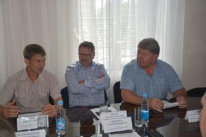 Рабочая встреча депутатов Думы Артемовского городского округа.