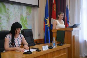 На публичных слушаниях был рассмотрен проект и предложения о внесении изменений в Устав Артемовского городского округа.
