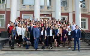 3 мая 2017 состоялось расширенное заседание Молодежного парламента при Думе Артемовского городского округа.
