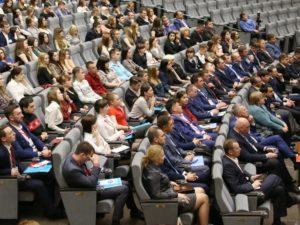 Молодые парламентарии Артемовского городского округа приняли участие во встрече членов Палаты молодых законодателей