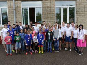 Город Артем отличился в реализации краевого проекта «Дети Приморья»
