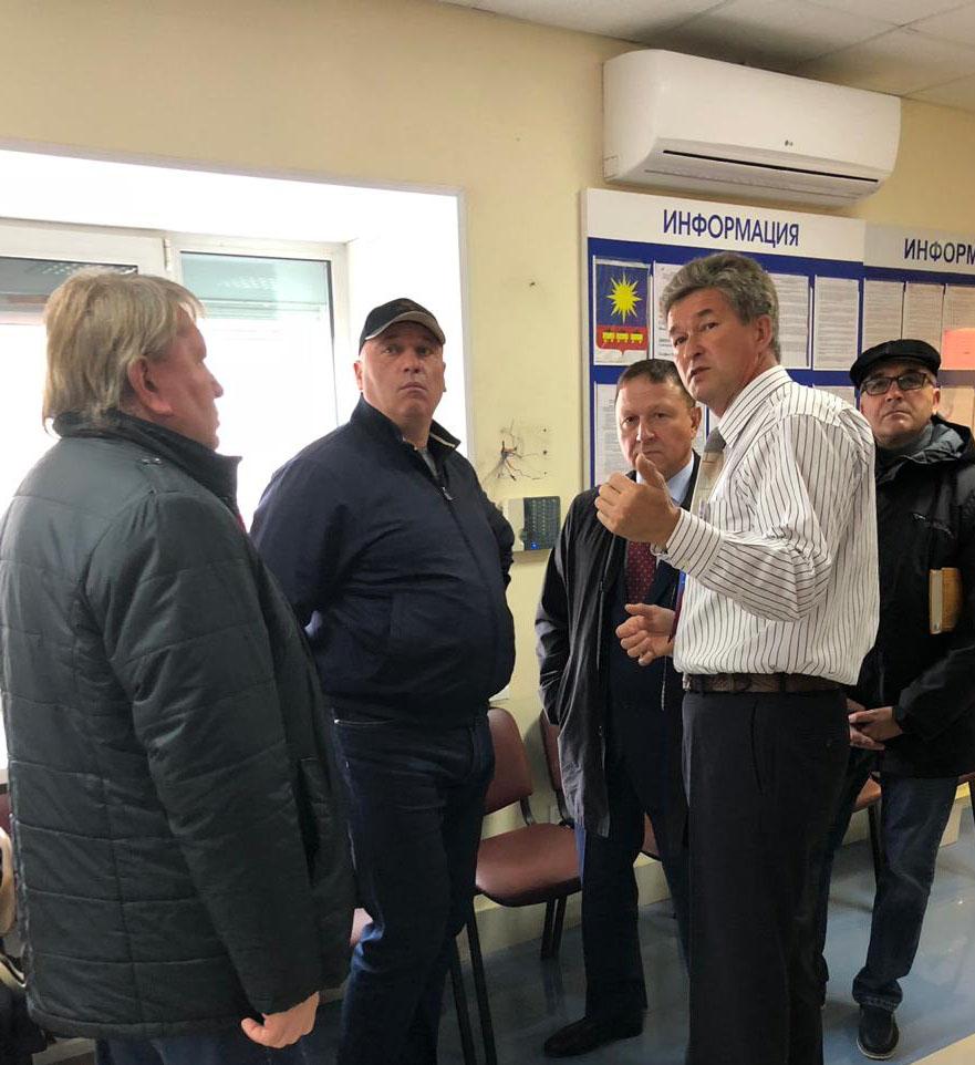 Многофункциональный центр предоставления государственных и муниципальных услуг Артемовского городского округа станет отделением краевого Центра.