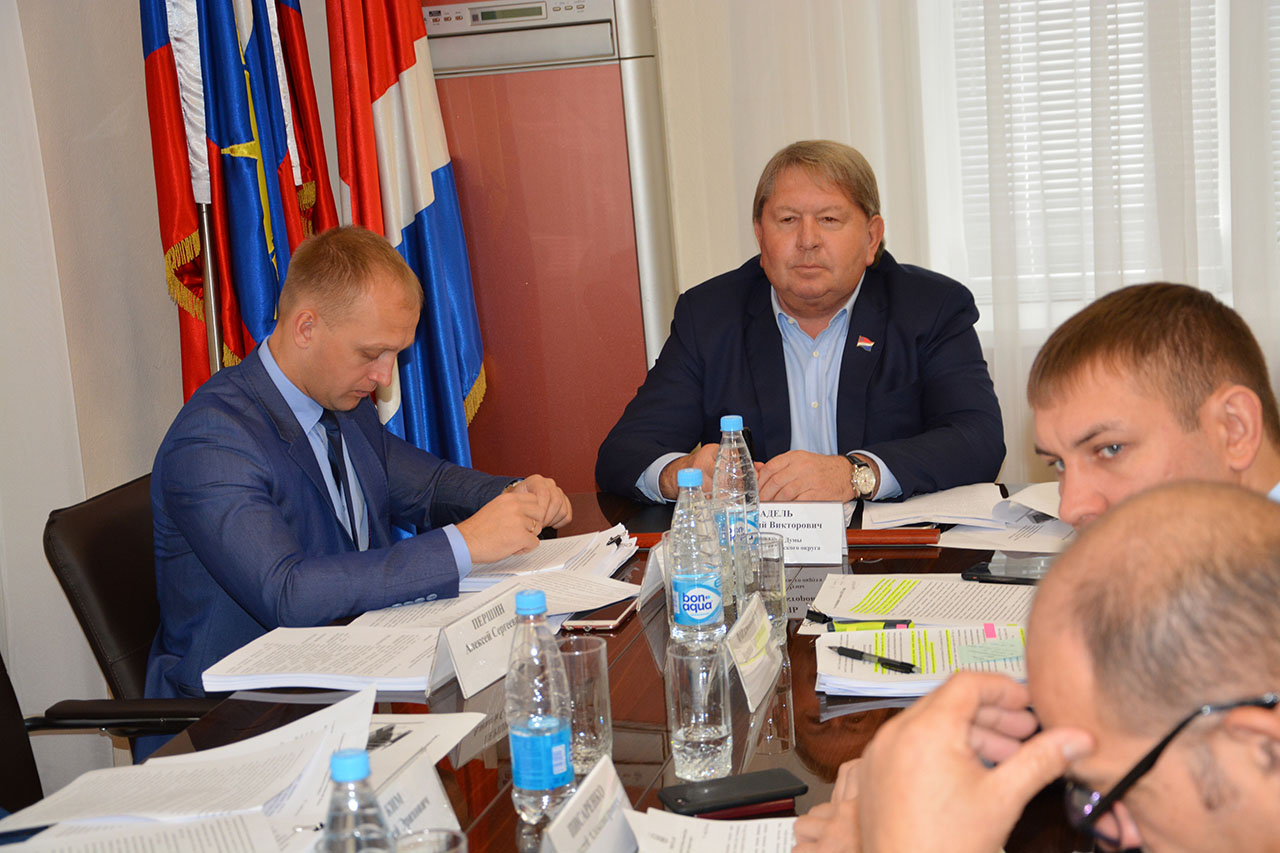 Народные избранники отложили согласование муниципальной программы «Организация градостроительной деятельности Артемовского городского округа на 2019-2021 годы»