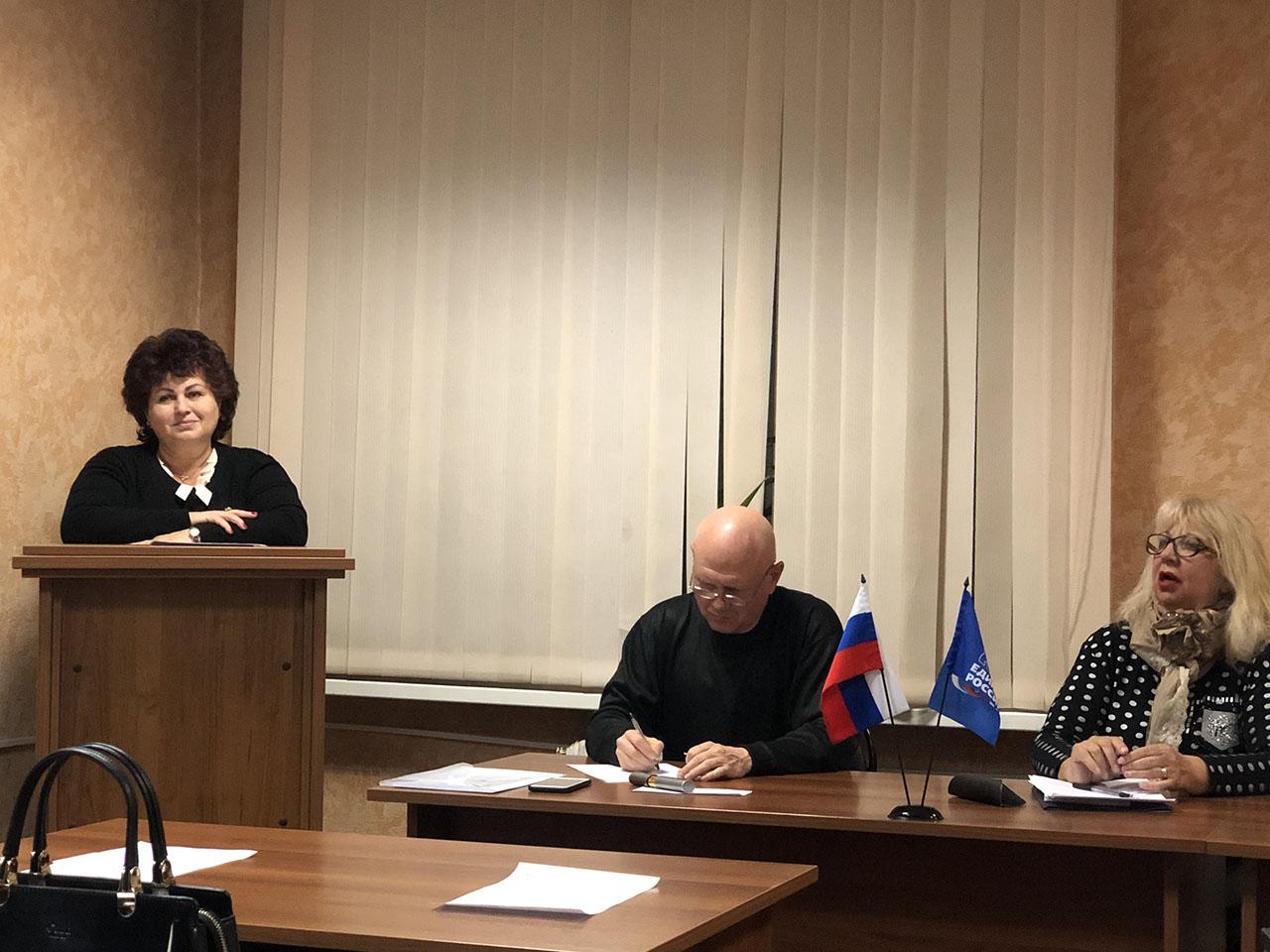 Депутаты с «Единой России» подняли вопрос улучшения качества жизни артемовцев.
