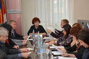 Заседание комиссии Думы Артемовского городского округа по вопросам социальной политики и делам молодежи.