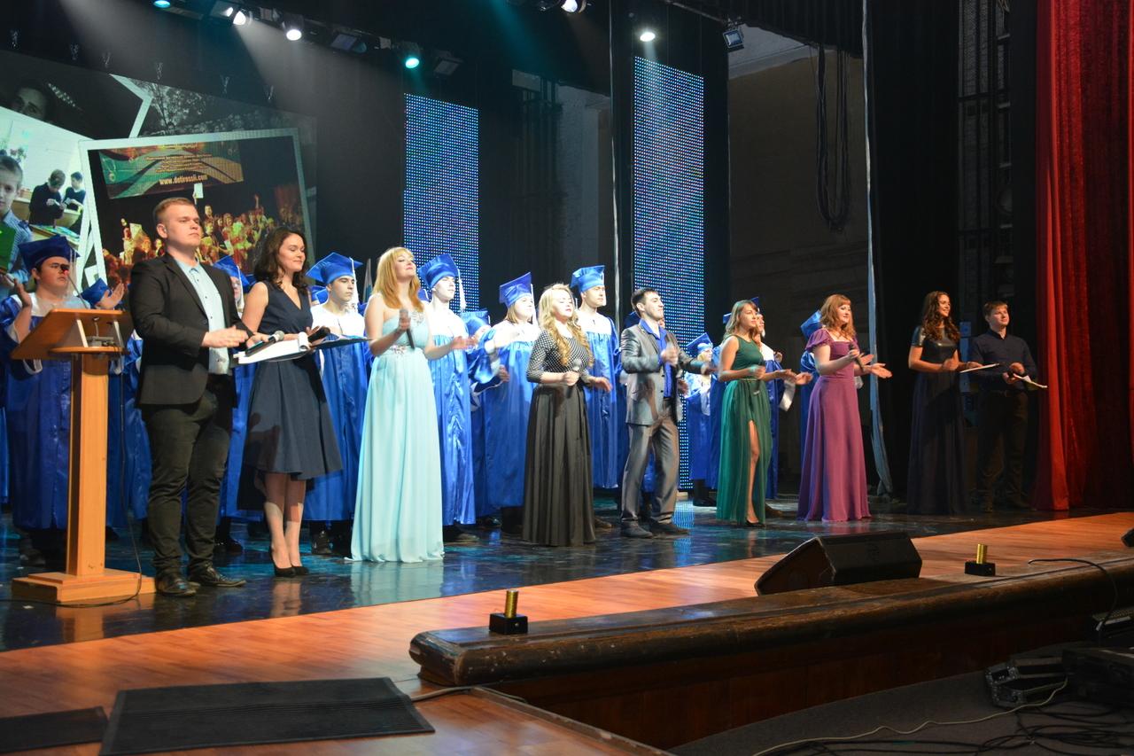 Торжественное мероприятие, посвященное 20-летию филиала ВГУЭС