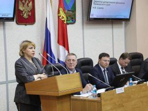 Тема повышения эффективности расходования бюджетных средств стала основной в рамках заседания Совета