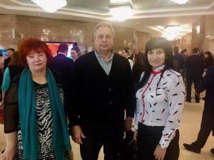 XXXVI Конференция Приморского регионального отделения партии «Единая Россия».