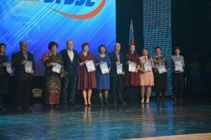 Народные избранники поздравили с 20-летним юбилеем артемовский филиал ВГУЭС.