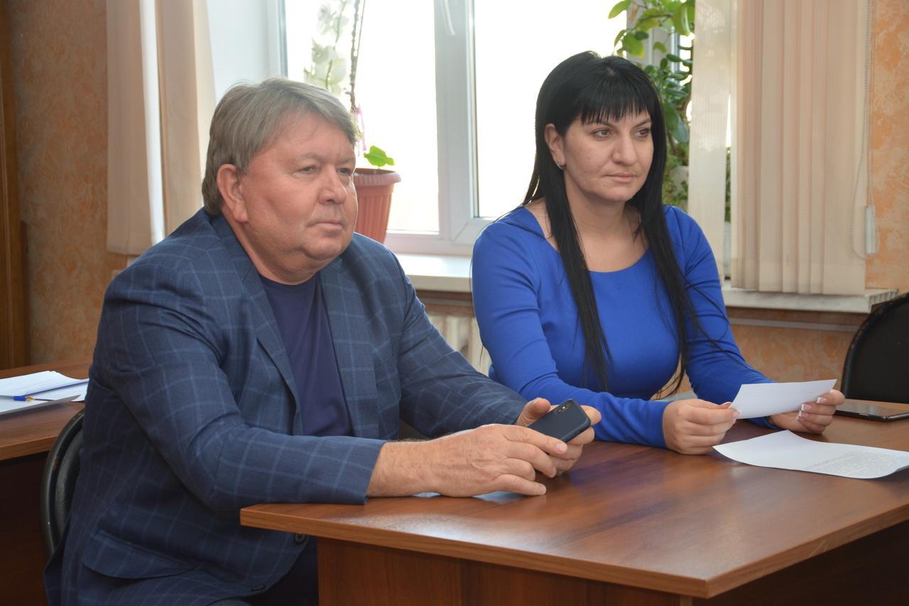 Заседание Местного политического совета Партии «Единая Россия».