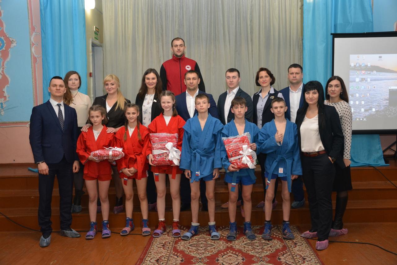 Молодые депутаты Приморья предложили создавать краевые спортивные центры