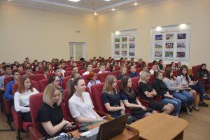 Молодежь призывают участвовать в жизни города.