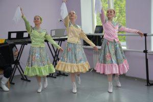 Филиал «Детской школы искусств №1» открылся сегодня на 2-ом этаже торгового центра «ГУМ».