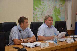 Сегодня прошло совместное заседание постоянных комиссий Думы Артёмовского городского округа