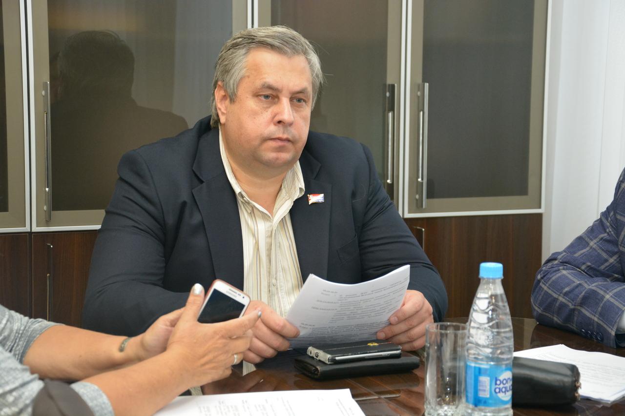 Собрание фракции Всероссийской политической партии «Единая Россия» в Думе Артёмовского городского округа