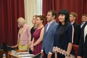Игорь Владимирович Шауфлер выбран Почетным жителем Артёмовского городского округа.