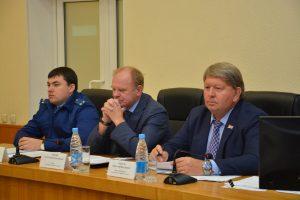 Отчёт о работе Молодежного парламента при Думе Артёмовского городского округа за 2017-2018 год