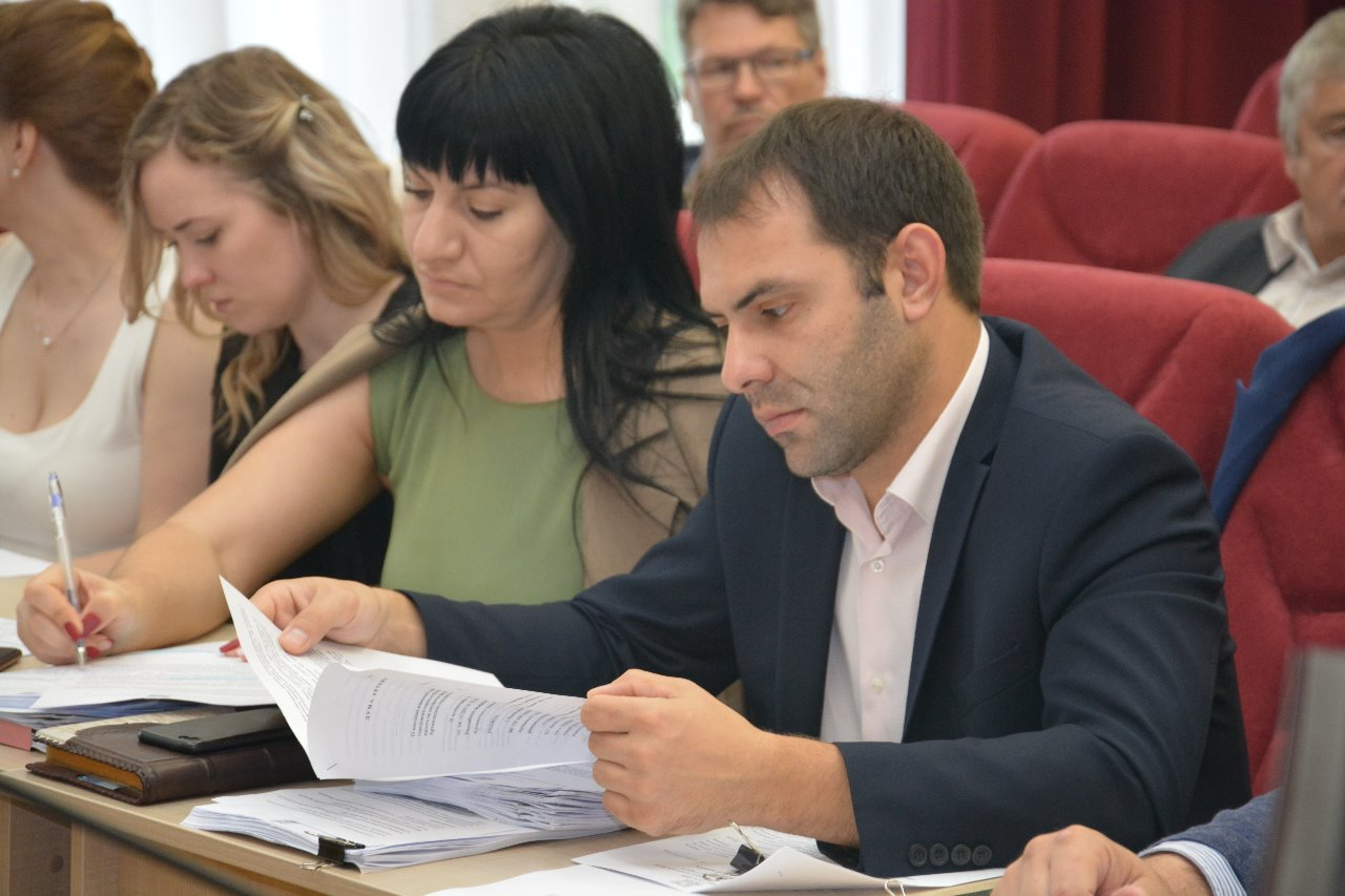 Совместное заседание постоянных комиссий Думы Артёмовского городского округа.