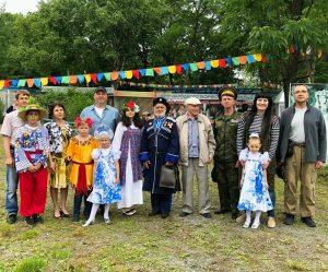 Праздничное мероприятие «Иван — Купала».