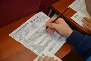Артёмовский городской округ занял 3 место по количеству участников в Международной акции