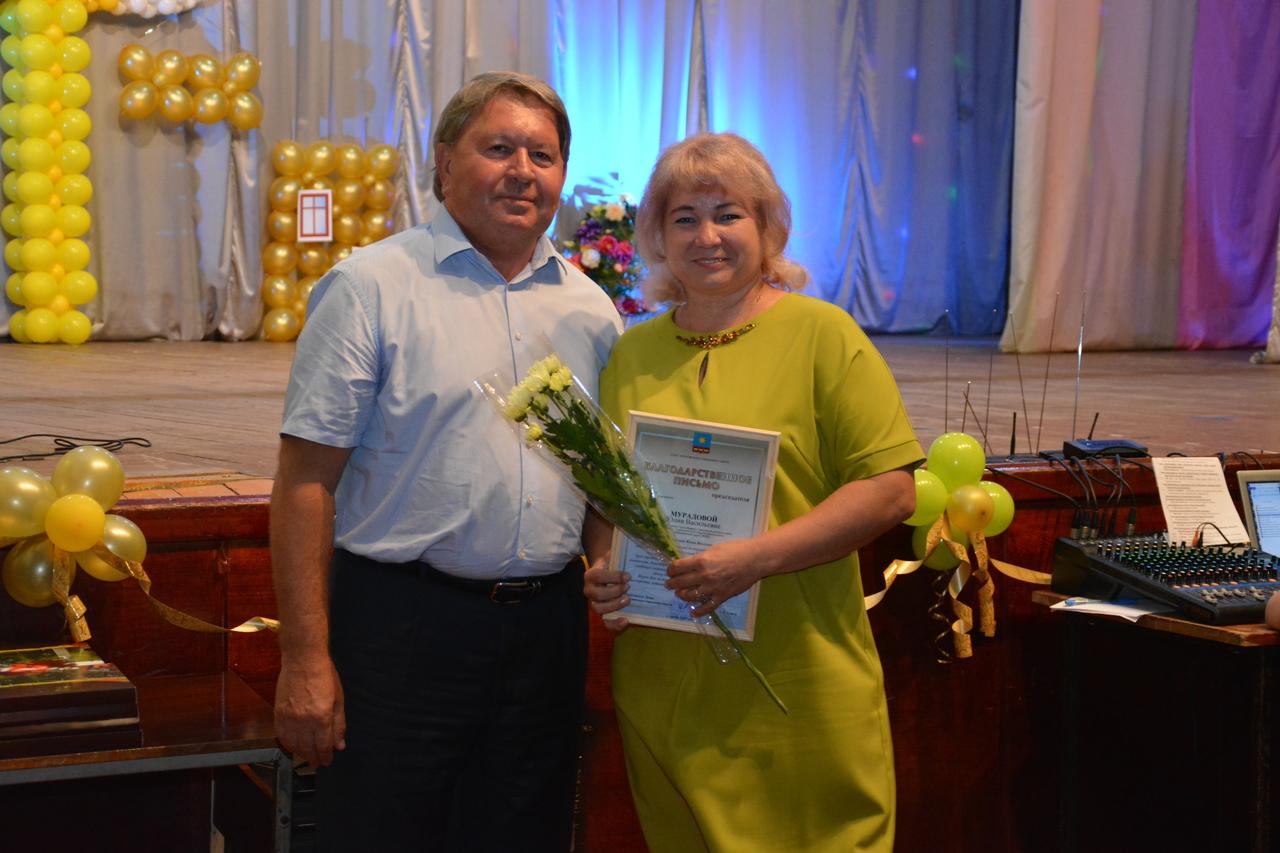 Артёмовских строителей поздравили с профессиональным праздником.