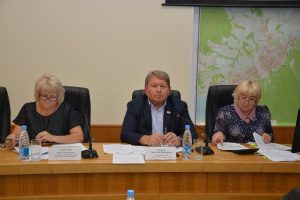 Заседание постоянной комиссии Думы Артемовского городского округа по экономической политике и муниципальной собственности.