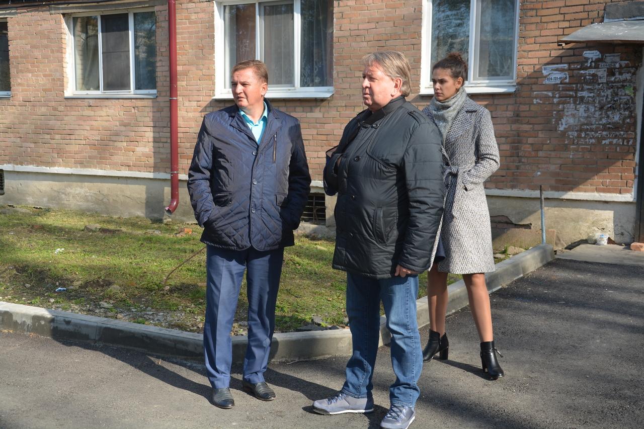 Председатель Думы Артемовского городского округа Анатолий Бадель выехал на территорию п.Артемовский, с.Суражевка, п.Заводской.
