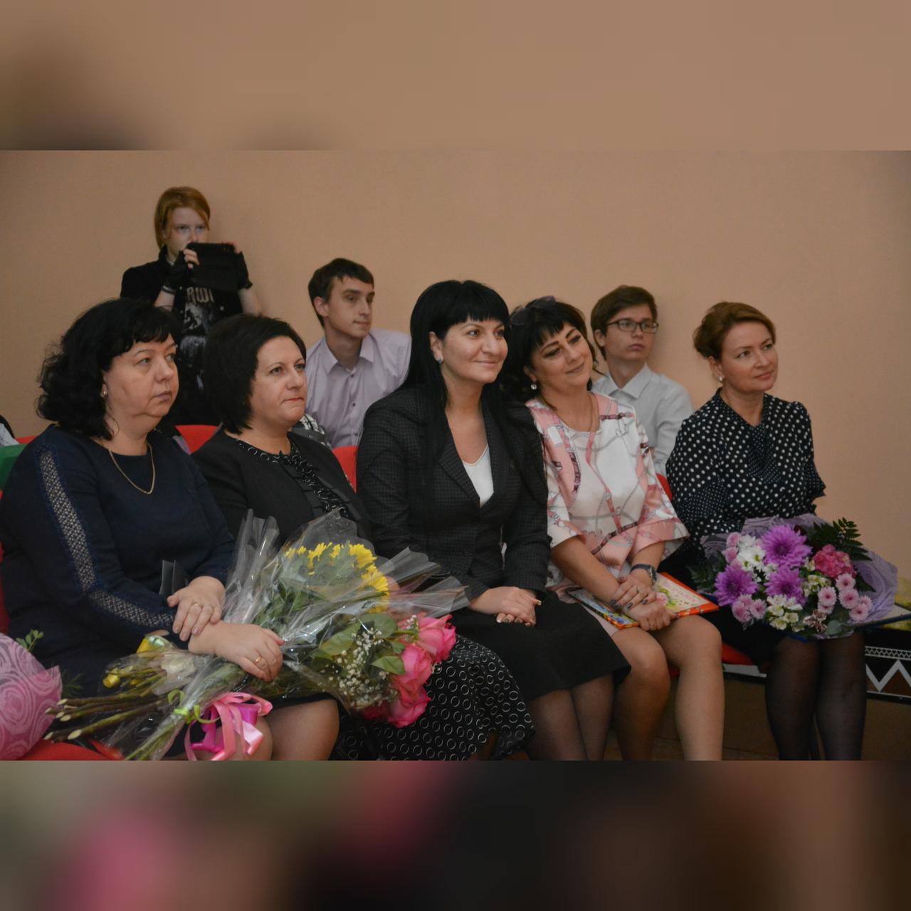 Торжественное мероприятие, посвященное 70-летию КГОБУ «Коррекционная школа-интернат 3-4 видов»