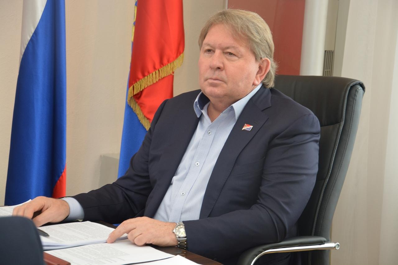 Состоялось совместное заседание постоянных комиссий Думы Артемовского городского округа