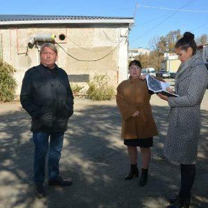 Жители домов по ул. Фрунзе №56 и №58 обратились в интернет-приемную официального сайта Думы.