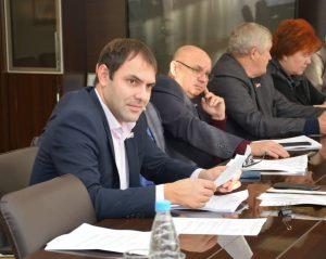 Состоялось собрание фракции Всероссийской политической партии «Единая Россия»