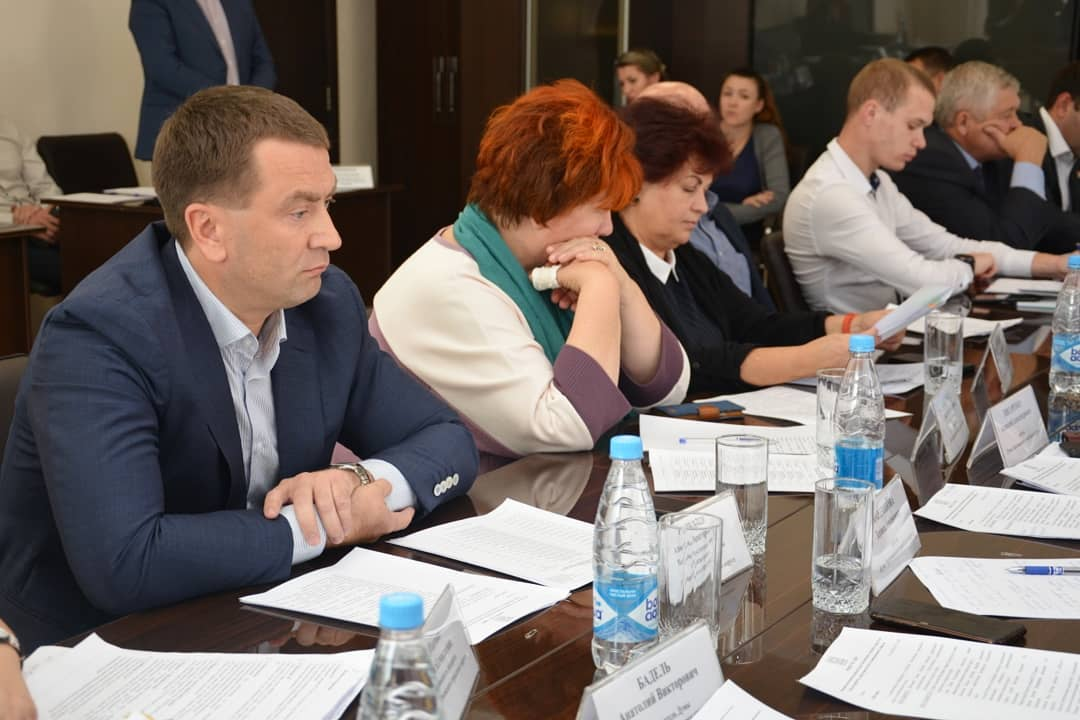 Заседание постоянной комиссии по благоустройству, градостроительству и коммунальному хозяйству.
