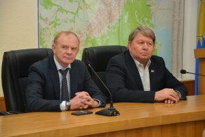Общественные слушания о строительстве АТЭЦ-2 прошли в администрации округа.