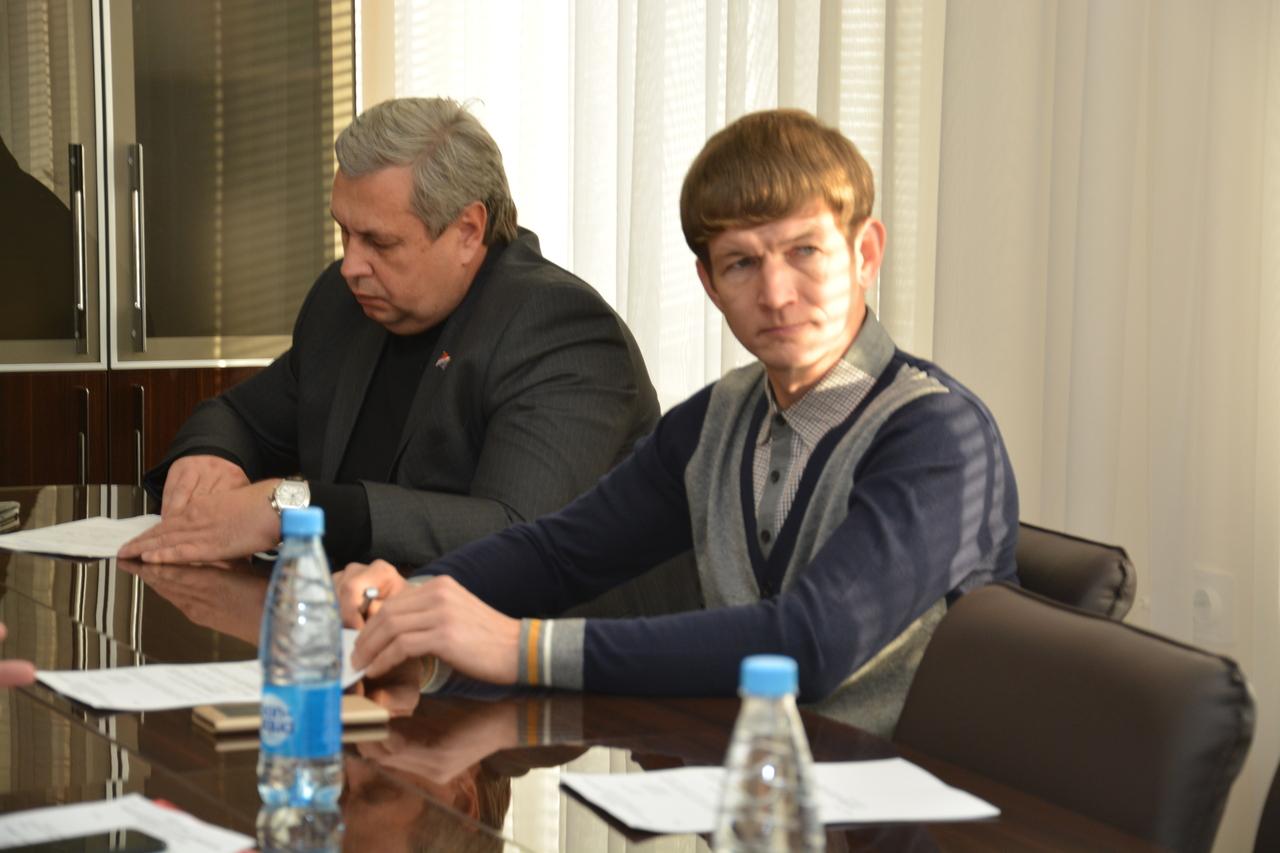 Состоялось собрание фракции Всероссийской политической партии «Единая Россия».