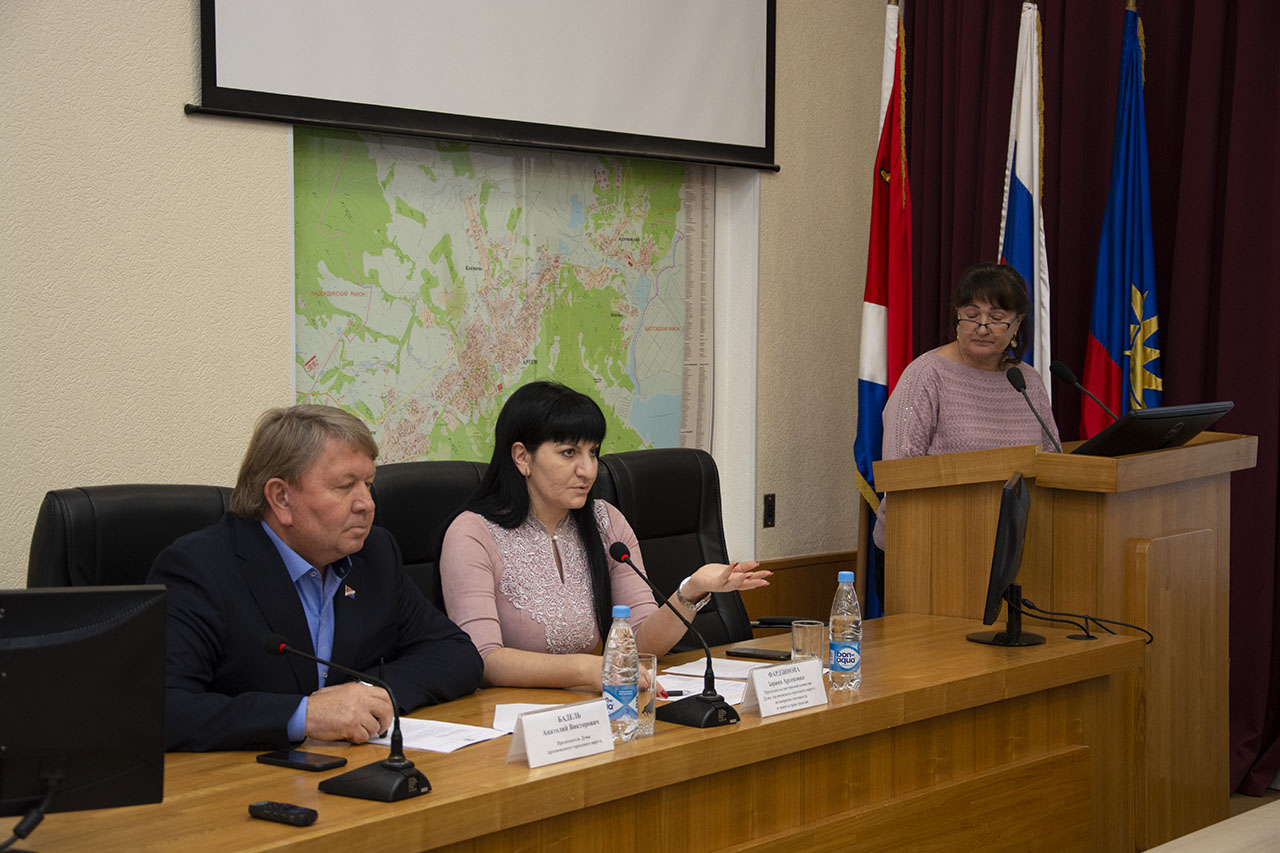 Публичные слушания по проекту решения Думы Артемовского городского округа.