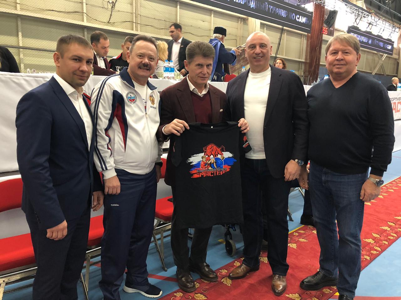 Сегодня в Артёме состоялся VIII Международный детский турнир по самбо — командное первенство.
