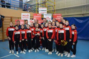 Открытие VIII Международного детского турнира по самбо — личное первенство.