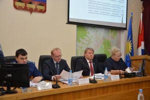 Состоялось очередное заседание Думы Артемовского городского округа.