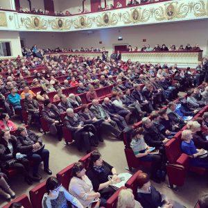 Депутаты Думы приняли участие во встрече главы региона с артёмовцами