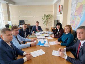 Заседание конкурсной комиссии по проведению конкурса по отбору кандидатур на должность главы