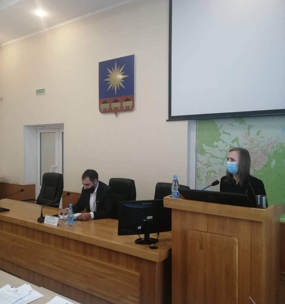 Заседание комиссии Думы АГО по экономической политике и муниципальной собственности состоялось 21 мая
